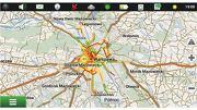 Dożywotnia mapa Polska Białoruś Rosja Ukraina  Android, Windows Phone 8/8.1/10 mobile, BlackBerry Q10/Z10/Z30.Funkcja Off-road!!