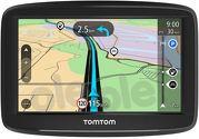 TomTom Via 52 Europe Traffic urządzenie nawigacyjne, 13 cm (5), sterowanie głosowe, zestaw głośnomówiący Bluetooth, asystent pasa ruchu, 3 miesiące sygnaliza