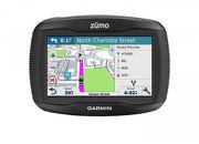 Garmin zumo motocykl program do nawigacji urządzeniuekran dotykowy, objęte wieczystą Flash Updates, 10,9 cm (4,3), czarny 010-01602-10
