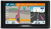 Garmin Drive urządzenia nawigacyjnego ekran wyświetlacz, przez całe swoje życie Flash aktualizacjami i informacji drogowych, 15 cm (6), czarny 010-01679-12