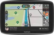 TomTom Start 25m EU system nawigacji satelitarnej (5-calowy wyświetlacz, z dożywotnia aktualizacje map (Europa) do 48kraje) GO Camper