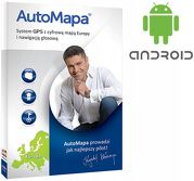Automapa Europa Android licencja 90 dni 3 m-ce