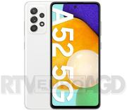 Samsung Galaxy A52 5G 128GB Dual Sim Biały