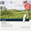 Garmin TOPO Schweden V5Pro Topog RAP mapa wektorowa CZESKA, czarna, One Size 010-12532-00