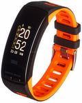 Garett Fit23 GPS czarno pomarańczowa